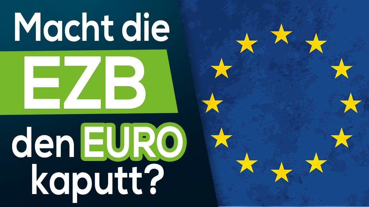 Was hat die EZB mit uns vor?