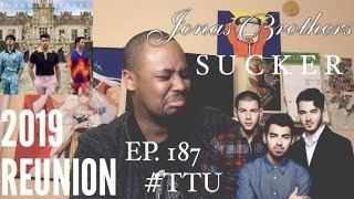 Baixar EPISODE 187: Jonas Brothers - Sucker // SINGLE & VIDEO REACTION + REVIEW