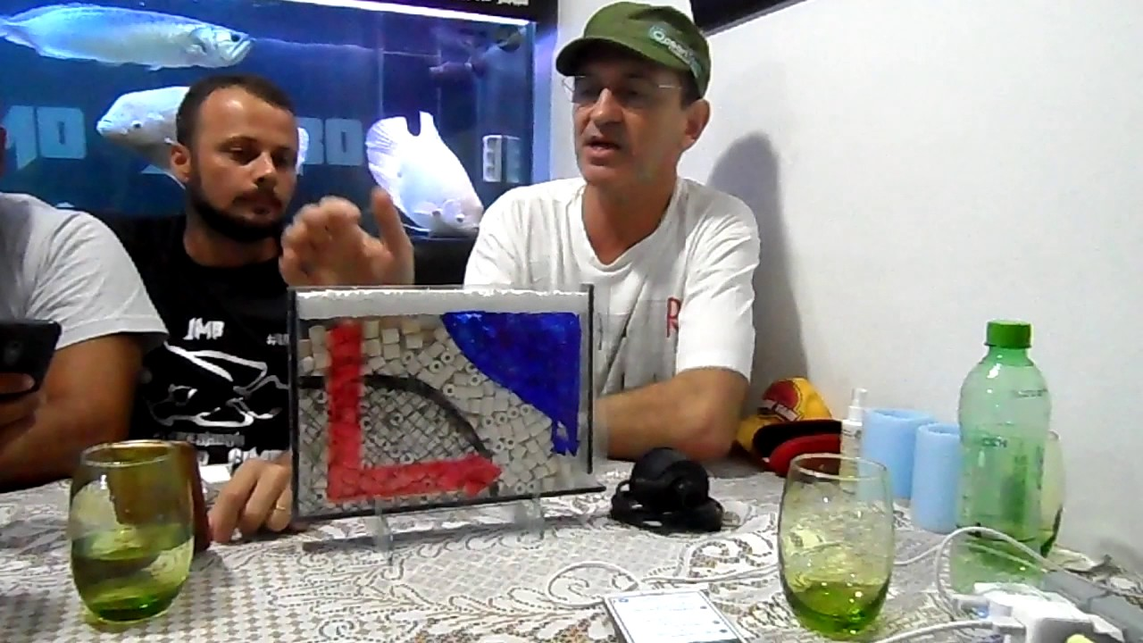TV AQUARISMO JUMBO - Episódio 25 - Edmar Schnabl -Filtragem parte 1
