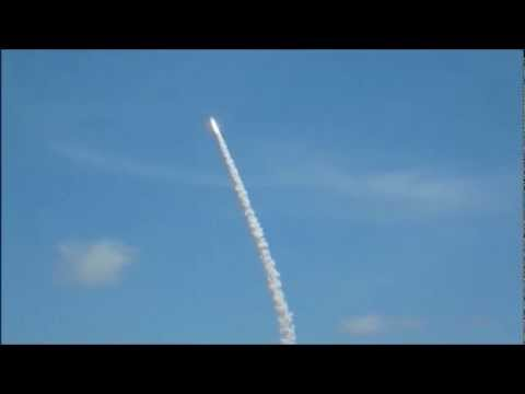 Space Shuttle Atlantis Launch STS 132 May 14th 2010 titusville florida USA NASA