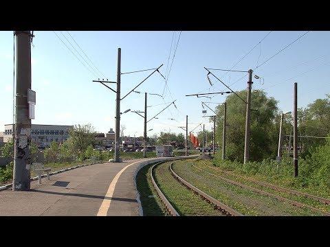 Электрички в Окском береге