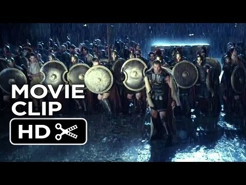 The Legend Of Hercules Movie CLIP - Show Yourself (2014) - Kellan Lutz Movie HD