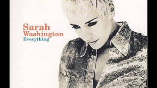 Sarah Washington - Everything