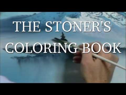 Stoner's Coloring Book - Funk Mix