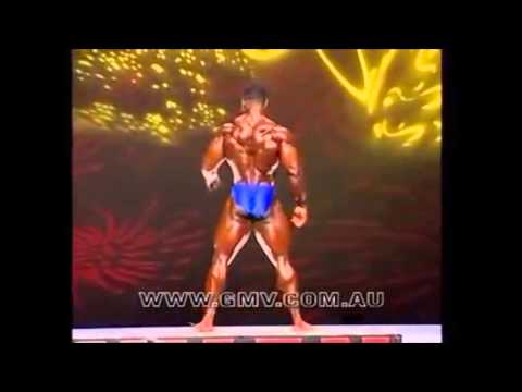 A tribute to Melvin Anthony! The best poser The IFBB has ever had.