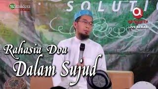 Gambar cover Rahasia Doa Dalam Sujud - Ust Adi Hidayat Lc MA