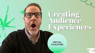 Give Your Audience an Experience