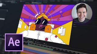 4 Easy Expressions to Enhance Any Animation in After Effects (feat. Ben Marriott)