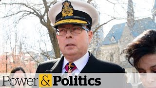 Crown abandons Vice-Admiral Mark Norman case | Power & Politics