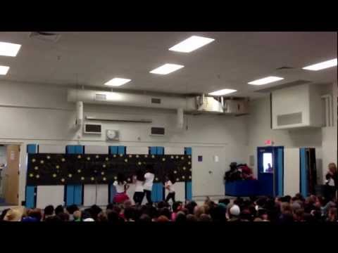 Talent show @ stead elementary school!!