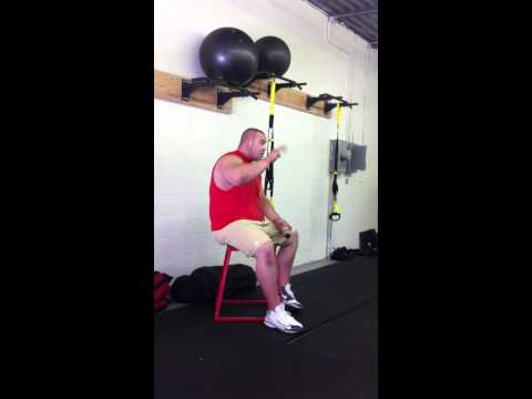 Arnold Classic Champion Strongman Mike Jenkins Training Tips and Story Part 3 at Gaglione Strength