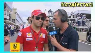 Baixar Intervista a Felipe Massa