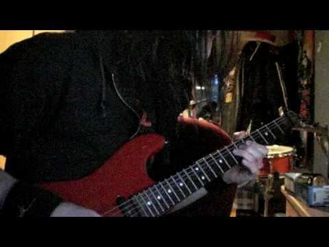 Beyond The Sixth Seal - I Die At 35 guitar solo.