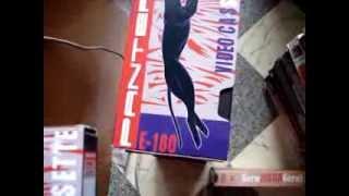 Знайдені носії - касети VHS 2ч.