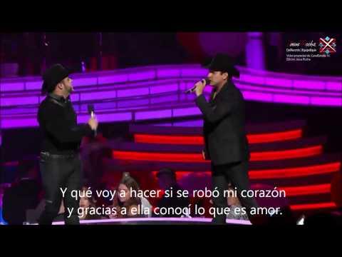 Y fué asi - Julion Alvarez ft. Gerardo Ortiz [Video con Letra] [HD]