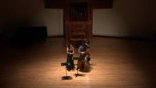 Deus Ex Machina by Talia Amar performed by Departure Duo