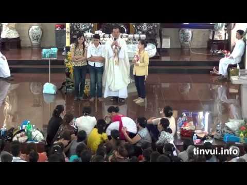Lễ Kính Lòng Thương Xót Chúa 3.5.2012 - Nha Tho Chi Hoa