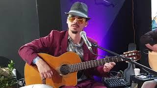 Latin guitar duo | Ricky And Karz | Blue Bossa