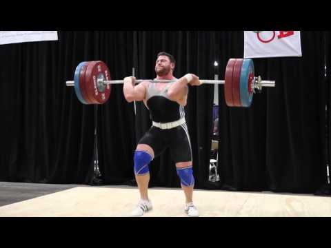 CrossFit Games - Not Scared to Lose: Maximilian Mormont on 12.2