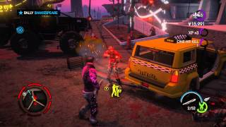 Saints Row: Gat Out of Hell PC 60FPS HD Gameplay Compilation