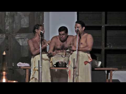 """""""വിതതബഹു.."""" Raga Arabhi, Kalamandalam Gangadharan & Kalamandalam Vinod"""