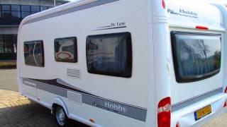 Caravan te koop: HOBBY DE LUXE 460 UFE