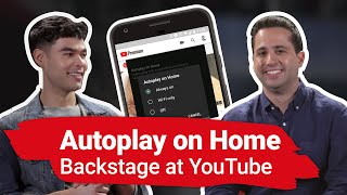 Autoplay on Home   Backstage at YouTube