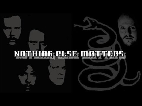 how to play nothing else matters guitar