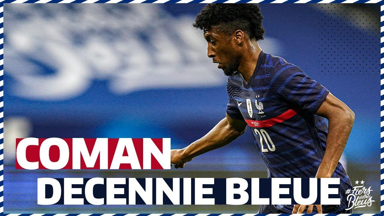 Kingsley Coman, une décennie en Bleu, Equipe de France I FFF 2021
