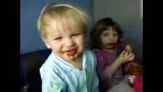 дети и варенье