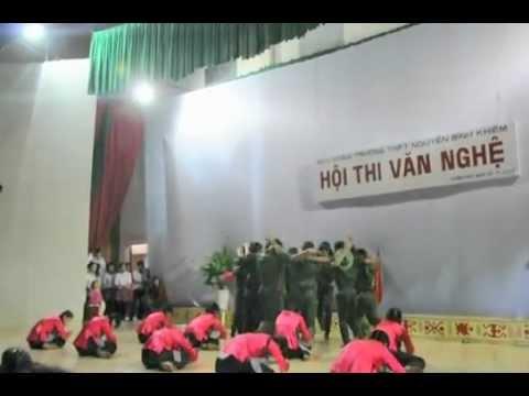 Linh Thiêng Việt Nam 12b6 Nguyễn Bỉnh Khiêm Đắc Lắc