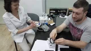 Измеряем давление. Фитнес браслет QS80 против тонометра Omron