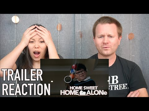 Home Sweet Home Alone Official Trailer // Reaction & Review