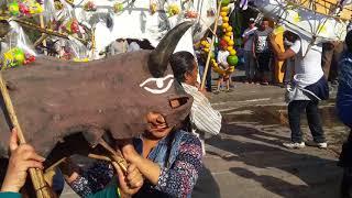 Semana Santa en Santiago Xalitzintla,señor De Sacramonte Mayordomia Familia Soto 2018  *By:Rickys