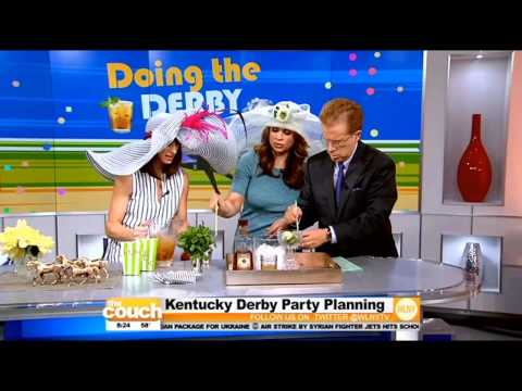 Kentucky Derby Party Planning
