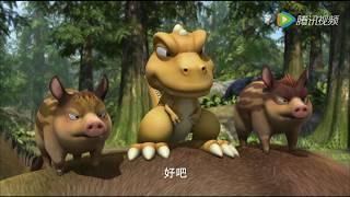 Gon中文版  阿贡 儿童动画 ||  第078话谁是继承人 下