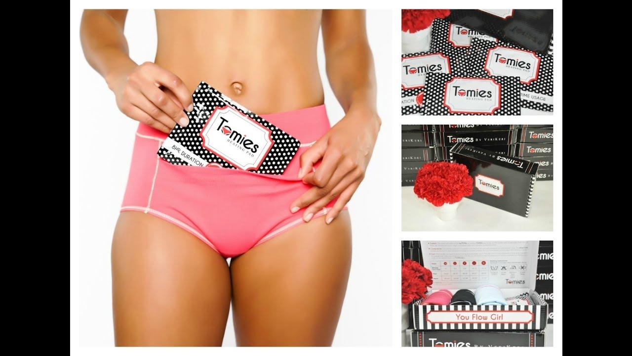 eb5855ceb8c3 Period Panties | Time Of Month Period Panties - YouTube