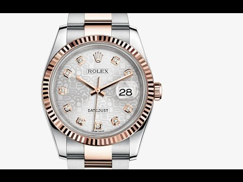 0af993ff9 مراجعة ساعة رولكس ديت جست | Watch Reviews - مراجعة الساعات - YouTube