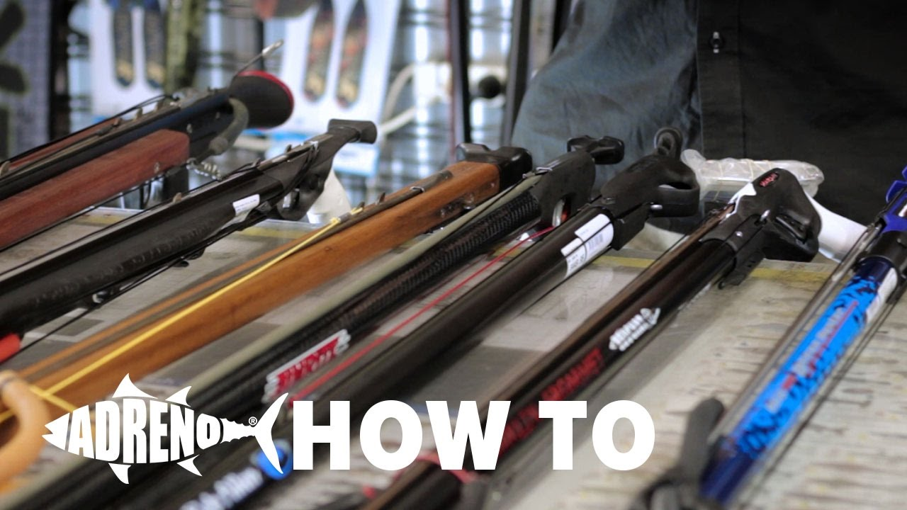 Download How to Choose a Speargun | ADRENO