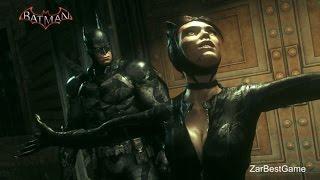 Batman: Arkham Knight - Загадочник. Последняя загадка - Кошка свободна Прохождение #22 | Walkthrough