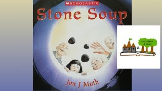 Stone Soup by Jon J. Muth: Children's Books Read Aloud on Once Upon A Story
