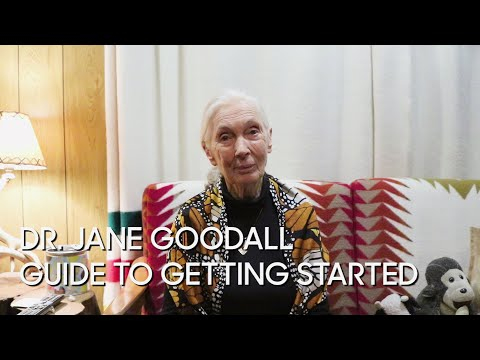 Download Youtube: Dr. Jane Goodall's Guide to Getting Started