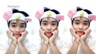 뉴트로지나 클렌징폼 CF 박지훈ver.