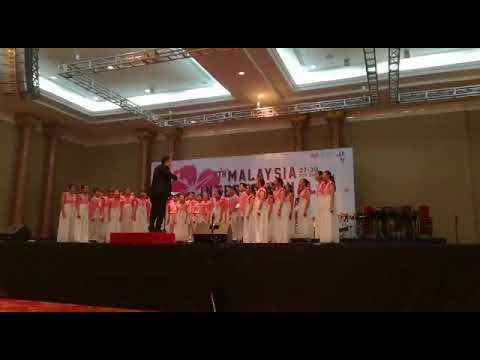 4th Malaysia International Music Arts Festival 2017 SJKC KUNG MAN (天乌乌)