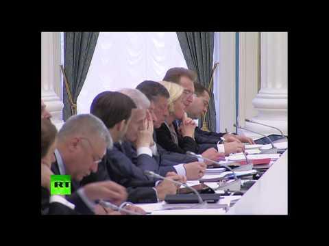Путин: Не надо на меня «стрелку переводить»