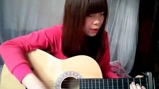 Riêng mình em (Miu Lê) - guitar cover