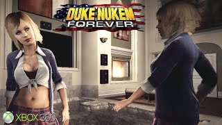 Duke Nukem Forever - Xbox 360 / Ps3 Gameplay (2011)