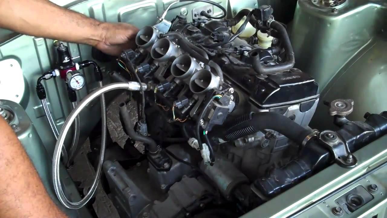 Suzuki Samurai Transmission Gearbox Rebuild