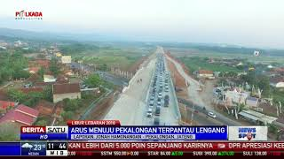 Jalur Pantura Batang-Pekalongan Lengang Sejak Ada Tol Trans Jawa Mp3