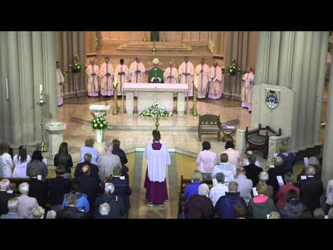 Immaculate Mary (The Lourdes Hymn) - Salford Diocese